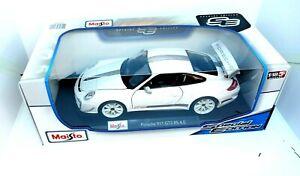 1-18-Maisto-Escala-Porsche-911-GT3-RS-4-0-Edicion-Especial-detallado-de-automovil-de-fundicion