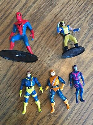 Marvel Zerboz Heroics Mini Action Figure Spider-man