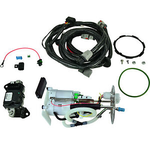 oem new 2005 2009 ford mustang gt dual fuel pump kit. Black Bedroom Furniture Sets. Home Design Ideas
