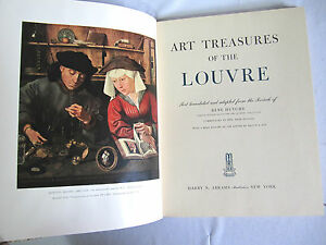 Art treasures of the Louvre