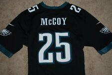 823af0c8cbe Nike NFL Philadelphia Eagles McCoy #25 Limited Football Jersey Black ...