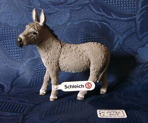 13772 Schleich Farm World Bauernhof Esel Neu