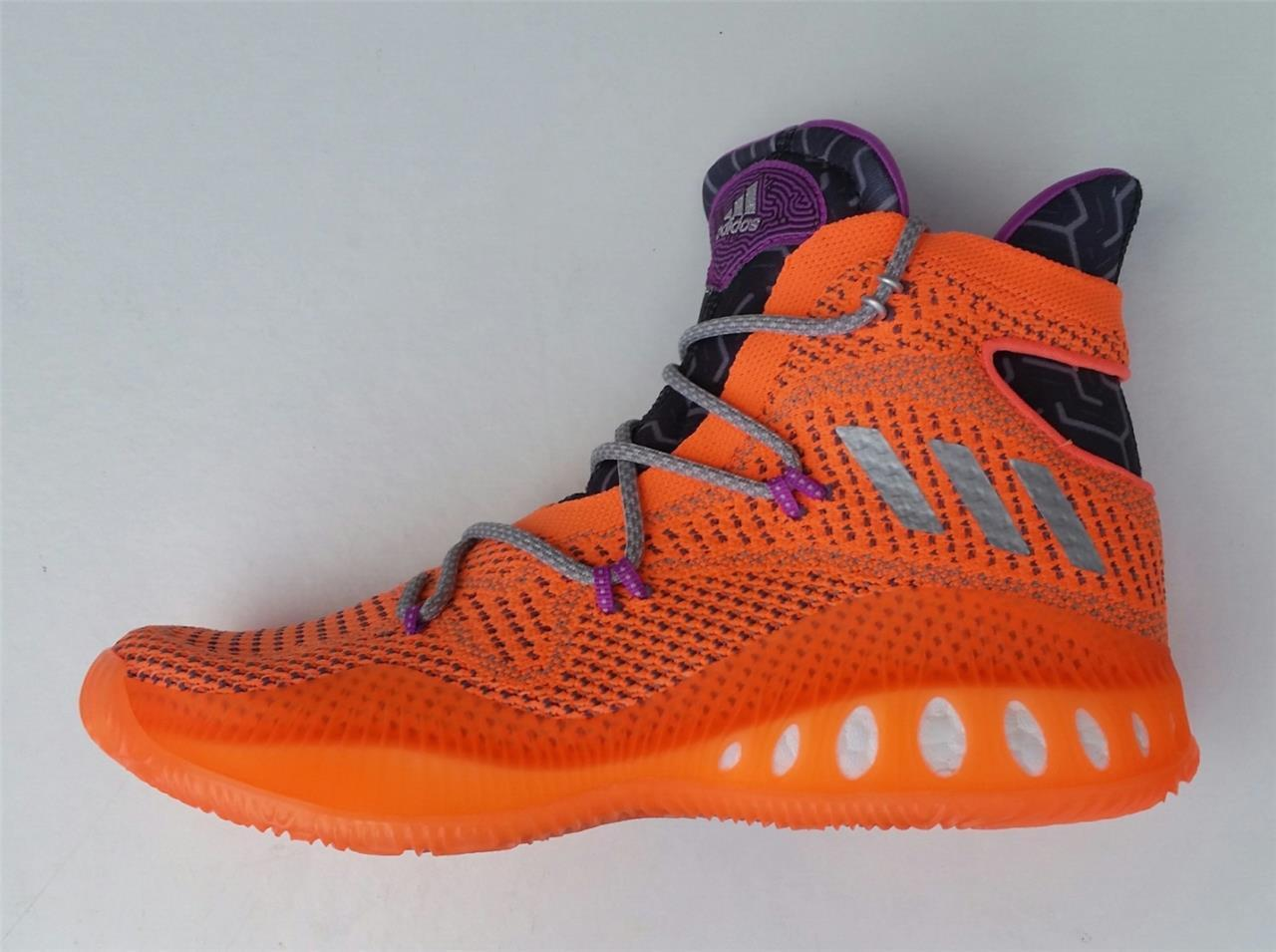 Adidas mens crazy explosive prime knit basketball Stiefel new bb8370 uk 6.5 to 15