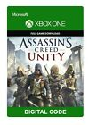 XBOX ONE GAME Assassin's Creed Unity Digital Download Code (no disc)