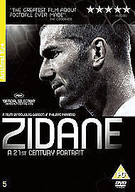 Zidane - A 21st Century Portrait - DVD NEW & SEALED