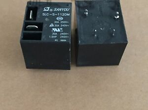 1PC  SFK-112DM  12VDC Relay  SANYOU Brand