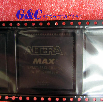 IC EPM7128SLC84-15 IC CPLD 128MC 15NS 84PLCC