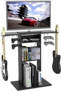 Image Is Loading Kids Children Bedroom Furniture Gaming Organizer Center TV