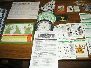 Epic-Ork-Game-Dice-Cards-Mega-Gargant-Datacard-Space-Marine-Games-Workshop-lot