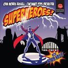 Superheroes! von Adam West,Roger Grodsky,University of Cincinnati (2014)