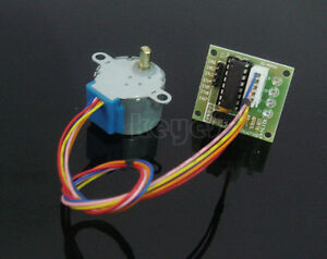 DC-5V-Stepper-Motor-28BYJ-48-with-ULN2003-Driver-Board-for-Raspberry-Pi-Arduino