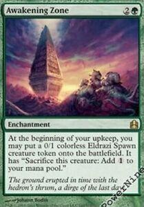 1-PreCon-PLAYED-Awakening-Zone-Green-C11-Commander-2011-Mtg-Magic-Rare-1x-x1