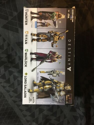 Destiny Iron Banner Hunter McFarlane Figure Million Million Walmart Exclusive
