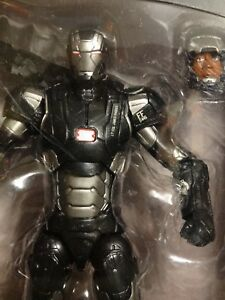 Marvel-Legends-WAR-MACHINE-MIP-w-HULKBUSTER-Head-BAF-part-Avengers-Iron-Man