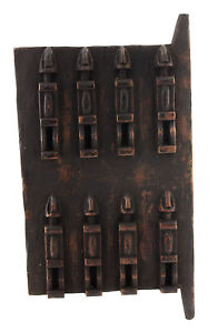 Porta Dogon Di Loft Per Mil Mali 50x 28 CM Arte Africano 1068 Gar