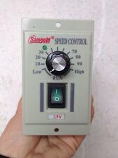 Us Ac110v Motor Speed Control Controller For Dc 0 90v 001 400w 13ph Motor