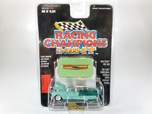 Racing-Champions-Mint-Issue-039-55-Chevy-Bel-Air-Convertible-1-61-Diecast-NEW-NOC