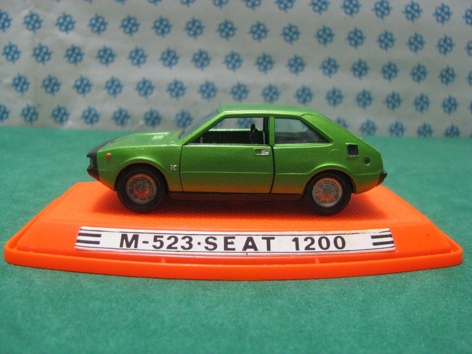Vintage - Seat 1200 - 1 43 Auto-pilen M-523 Mint in Box