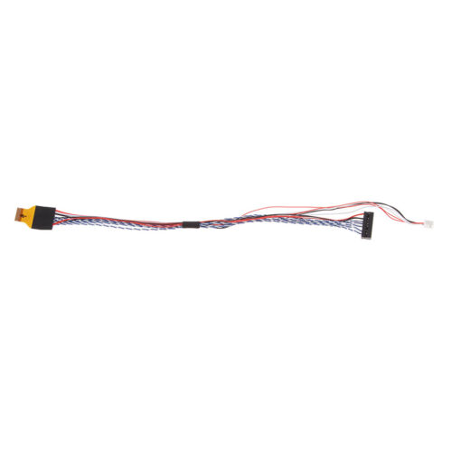 Magideal Neue 40Pin LCD Kabel LVDS Anschlussleitung für N070ICG LD1