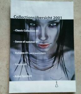**rarität** Pierre Lang 2001 **collectionsÜbersicht** Weich Und Leicht