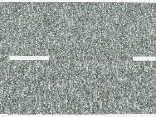 Ancora traccia 60470 h0 strada federale prezzo base 1qm = 111,21 euro Grigio 100x5,8cm