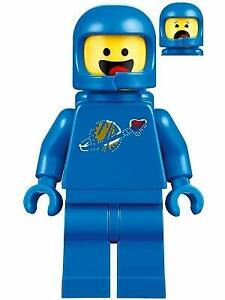 Lego Figur Lego Movie BENNY Sammelfigur 70841