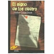 El signo de los cuatro  The Sign of Four, 1890 (Spanish Edition)