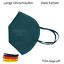 Indexbild 38 - ✅5 Stk FFP2 Maske Bunt Farbig 5-Lagig Atemschutz DEUTSCHER HÄNDLER ✅ TÜV ✅ CE ✅