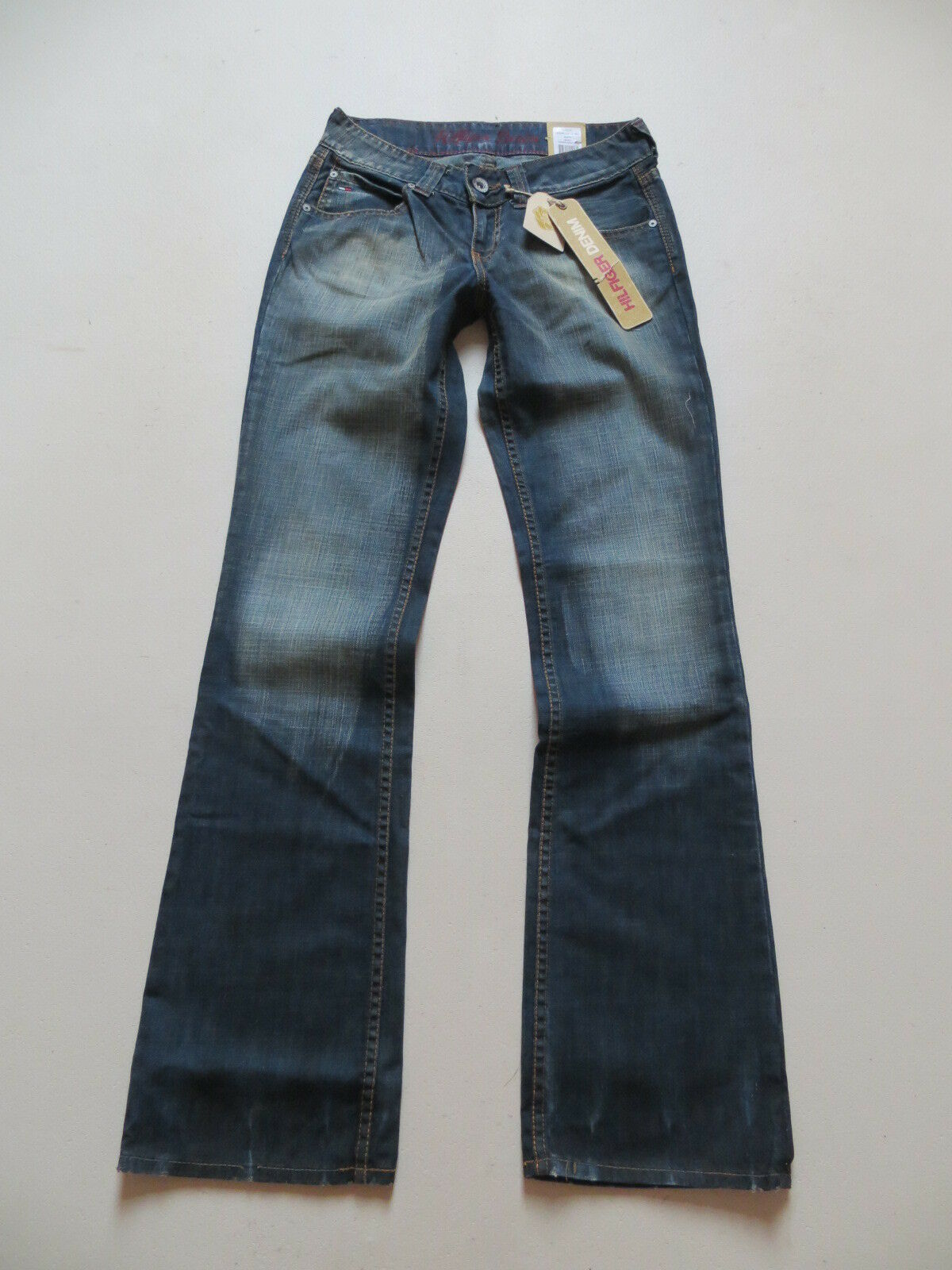 Tommy Hilfiger SALLY Jeans Hose W 27  L 34 NEU   Vintage Washed Denim RAR   34