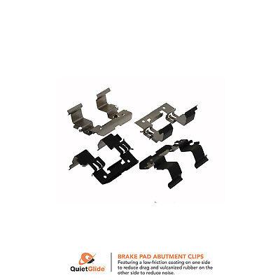 Carlson 13586 Rear Brake Disc Hardware Kit