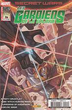 SECRET WARS Les GARDIENS DE LA GALAXIE N° 2 Marvel France Panini comics