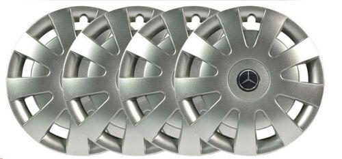 "16/"" Set Copricerchio ruota rifinitura coperchio Si Adatta Mercedes Sprinter"