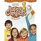 Happy Campers Level 1 Student's Book/Language Lodge by Elizabeth Williams, Angela Llanas (Paperback, 2014)