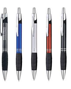 exclusif-stylo-en-aluminium-incl-gravure-avec-bleu-Recharge-grande-capacite