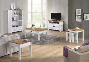 Image Is Loading Ludlow White Oak TV Unit Bookcase Lamp Nest