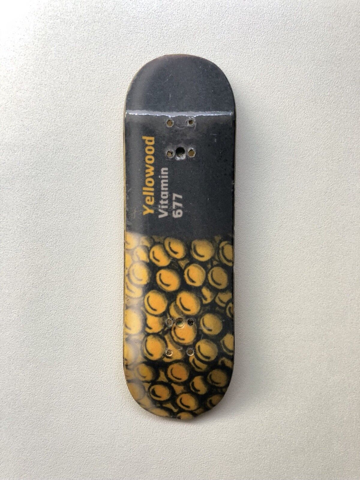"RARE 2008 Yellowood Fingerboard Z1 ""Vitamin"""