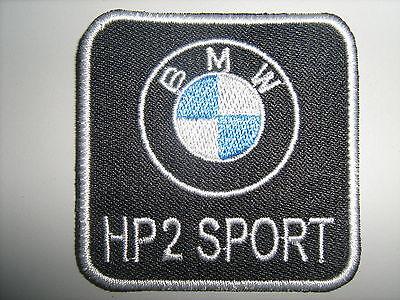 BMW CON BANDIERA TEDESCA PATCH RICAMATA  TERMOADESIVA CM.8,5x5