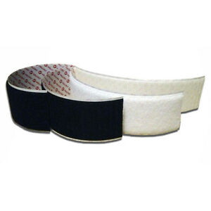 50mm-Wide-x-200mm-Long-VELCRO-Brand-Self-Adhesive-Strips-in-Black-amp-White