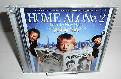 Home Alone 2 Lost in New York Complete Score 2CD Limited ...
