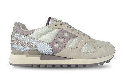Saucony Shadow Limited Edition donna sneakers S70335-5 white/grey