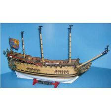 """Intricate, Authentic Wooden Model Ship Kit by Mamoli: the """"Prince"""""""