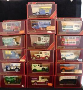 Matchbox-Models-of-Yesteryear-Vintage-Cars-Many-Types-Available-Mint-amp-Boxed