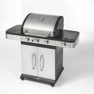 BARBECUE A GAS GPL INDIANAPOLIS 4 TITANIUM OMPAGRILL