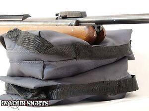 2x-Portable-Rifle-Shooting-Bag-Compact-Gun-Rest-Bag-Shooting-range-sand-bag