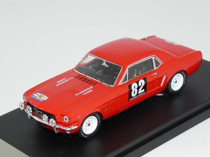 Ford Mustang rally Tour De France 1964 1 43 Ixo PremiumX PRD309