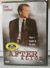 After Alice (2000) (DVD, 2003) RARE CRIME MYSTERY KEIFER SUTHERLAND BRAND NEW