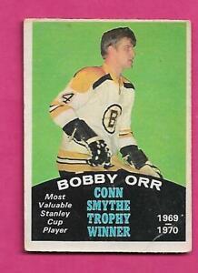 1970-71-OPC-252-BRUINS-BOBBY-ORR-CONN-SMYTHE-TROPHY-CARD-INV-C4682