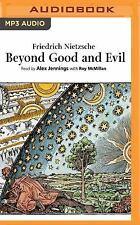 Beyond Good and Evil by Friedrich Nietzsche (2016, MP3 CD, Unabridged)