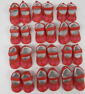 Caricamento dell immagine in corso Scarpe-per-Bambini-Ragazze-Rosso-scarpine -lotto-12- 925a6ff21f5