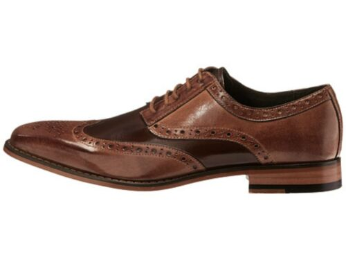 Adams 25092 Kleid Tinsley Leder Oxford Herren Hellbraunes Schuhe 238 Stacy Wingtip 1afqwxfd